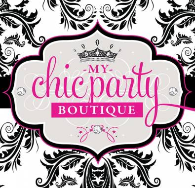 My Chic Party Boutique Logo