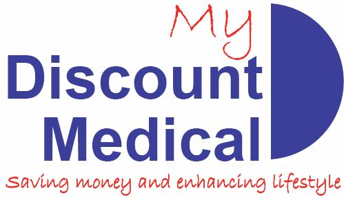 My Discount Medical Logo