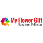 Send flowers & cake delivery in India Logo
