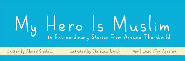 My Hero is Muslim: A Children's Book Logo