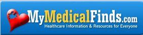 mymedicalfinds.com Logo