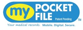My Pocket File, LLC Logo