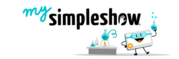 mysimpleshow or magic? A little bit of both -- simpleshow ...