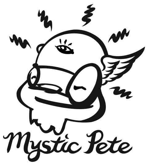 Mystic Pete Logo