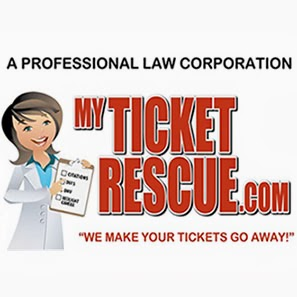 My Ticket Rescue Logo