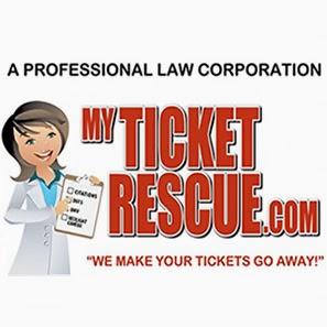 My Ticket Rescue Logo