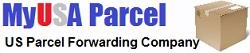 My USA Parcel Logo