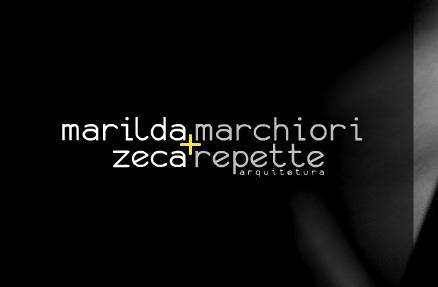 MZ Arquitetura - Marilda Marchiori + Zeca Repette Logo