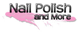 Nail Polish and More Logo