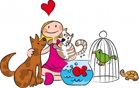 Nanette's Pampered Pets Logo