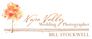 Napa Valley Wedding Photography Logo