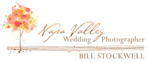 Napa Valley Wedding Photography Logo