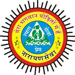 Narayan Seva Sansthan (Trust) Logo