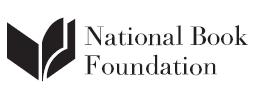 National Book Foundation Logo