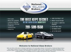 National Glass Brokers Logo