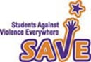 Students Against Violence Everywhere (SAVE), Inc. Logo