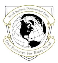US Small Business Development Corporation Logo