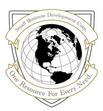 US Small Business Development Corporation Logo