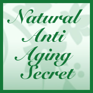 Natural Anti Aging Secret Logo