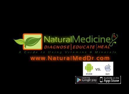 Natural Medicine Dr Logo