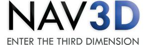 NAV-3D Logo