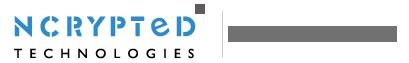 NCrypted Technologies Logo