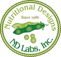 Nutritional Designs, Inc. Logo