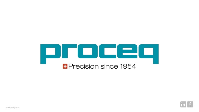 Proceq Non Destructive Testing Equipment Logo