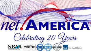 The net.America Corporation Logo