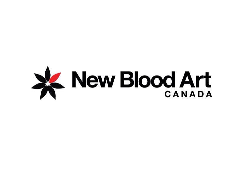newbloodartcanada Logo