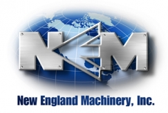 New England Machinery, Inc. Logo