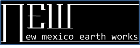 New Mexico Earth Works Logo