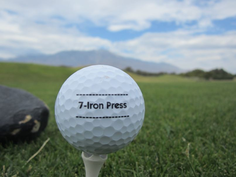 7-iron Press Logo