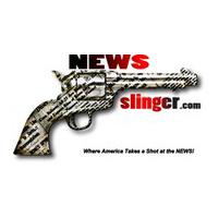 NEWSslinger.com Logo