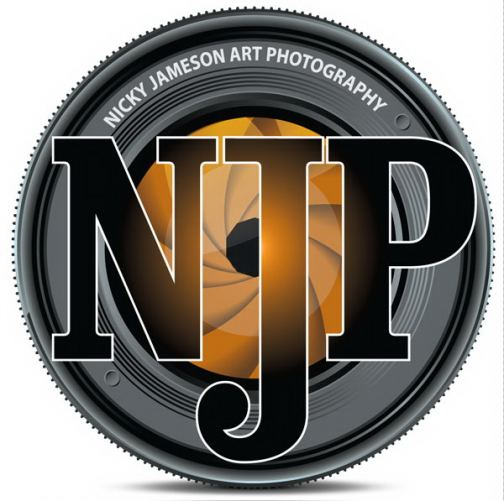 Nicky Jameson Art Photography Logo