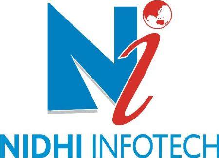 Nidhi Infotech Bangalore Logo