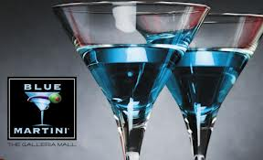 Bluemartini Lounge Inc. Logo