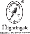 Nightingale Paper Products Logo