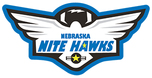 Nebraska Nite Hawks Logo