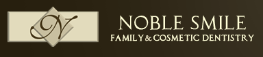 Noble Smile Family and Cosmetic Dentistry Logo