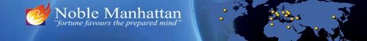 Noble Manhattan Türkiye Logo