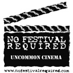 No Festival Required Independent Cinema Logo