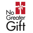No Greater Gift Logo