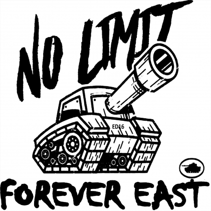 No Limit Forever East Logo