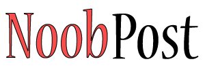 noobpost Logo