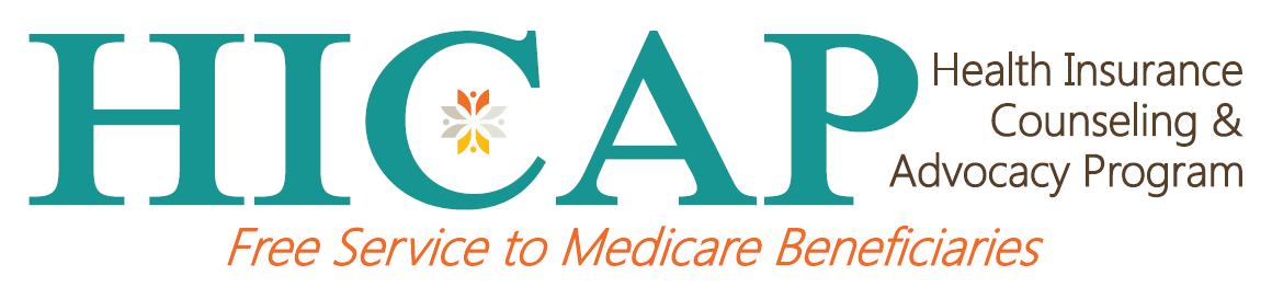 Medicare Health Counseling and Advocacy Program Logo