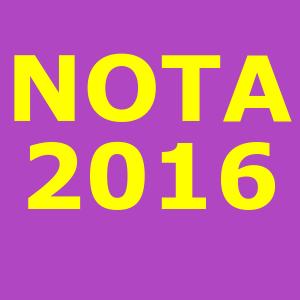 NOTA 2016 Logo
