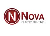 Nova Custom Printing Logo