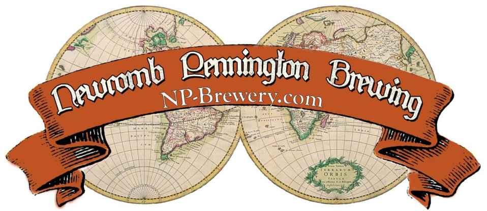 Newcomb Pennington Brewery Logo