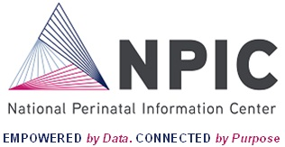 National Perinatal Information Center Logo